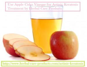 apple-cider-vinegar-actinic-keratosis