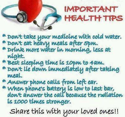 Easy Steps To Improve Your Health