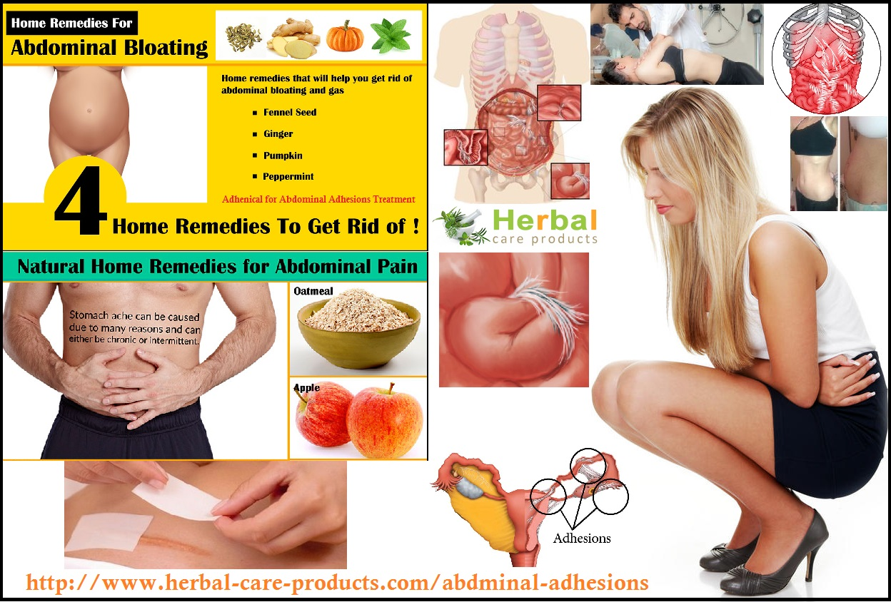 Natural Treatment For Adhesions