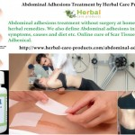 11 Natural Home Remedies for Abdominal Adhesions