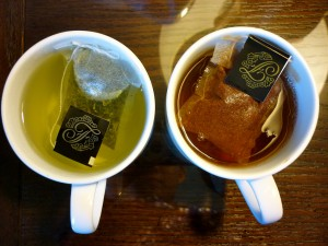 Green or Black Tea
