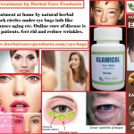 Natural Treatment for Eye Bags