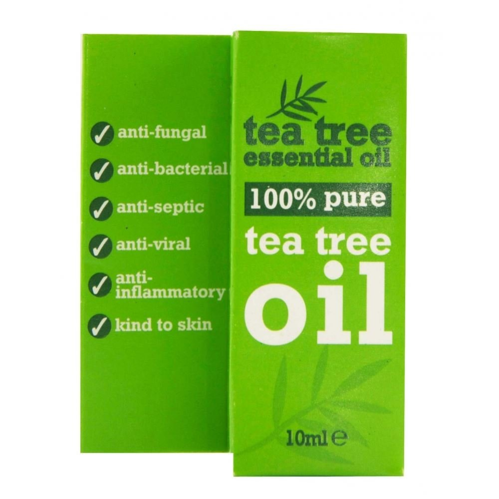 Natural Antibacterial Oils