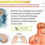 11 Natural Treatments for Benign Essential Tremor