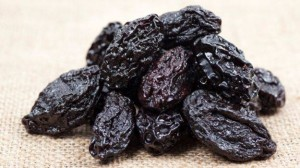 Add prunes to your daily intake