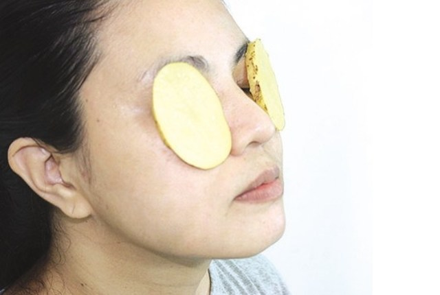 Potato-Poultice