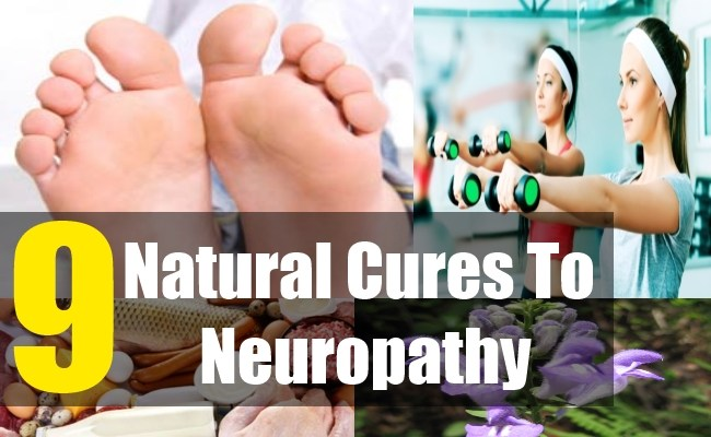 Natural Cures For Neuropathy Treatment
