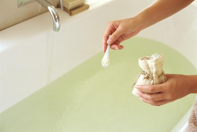 Epsom-Salt-Bath