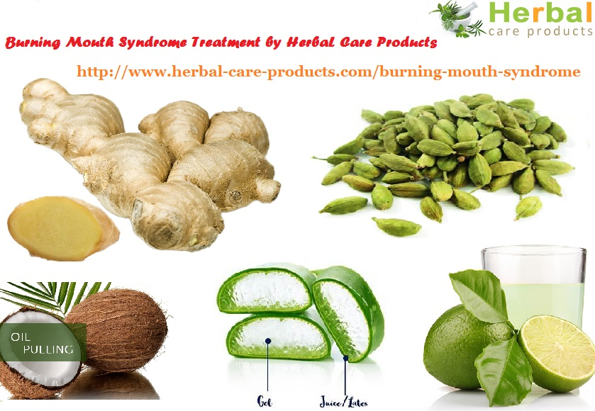 Burning Mouth Syndrome Natural Treatment