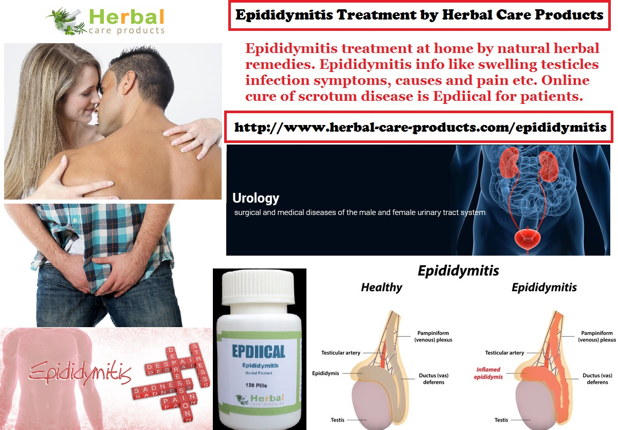 Natural Treatment of Epididymitis