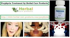 Natural Treatment for Porphyria